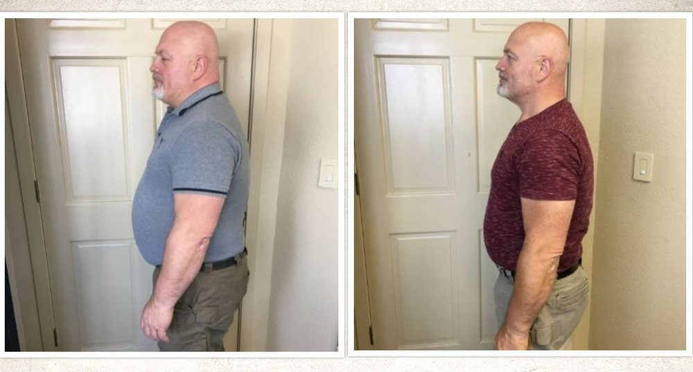 Marvin O'Bleness 62 pounds lost!