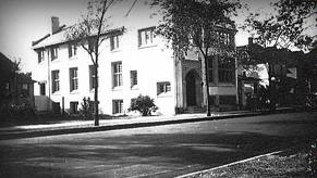 Church Parish House, 1915