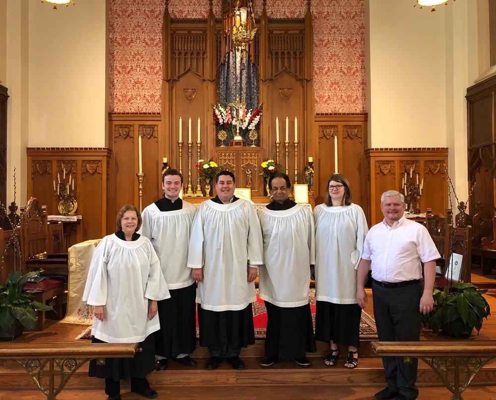 2017-18 Choir