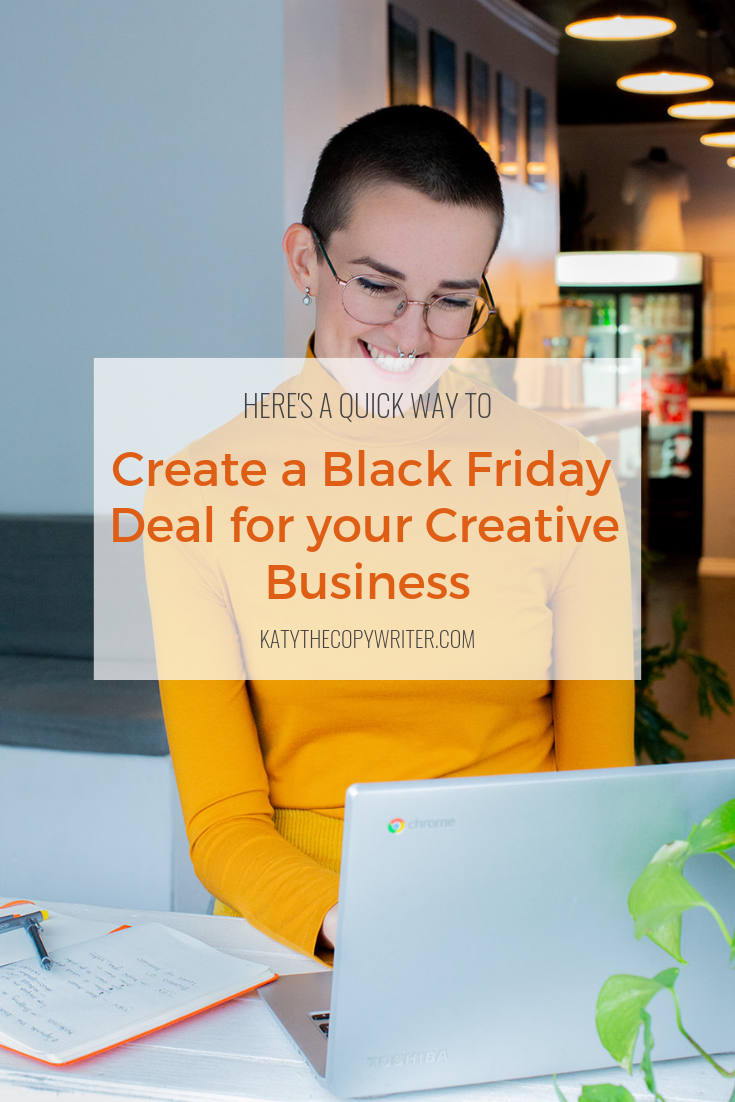 Creating a quick, smart, profitable Black Friday offer that your customers will love is simpler than you think.