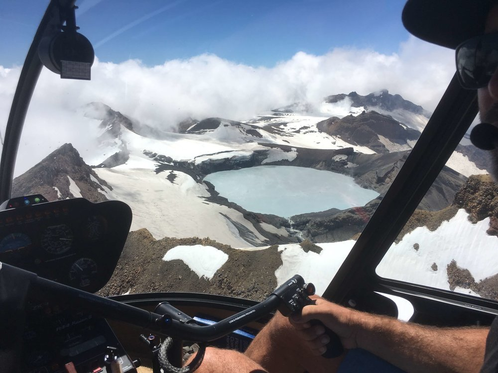 Helicopter Confidence - We'll teach you how to have full control of your helicopter