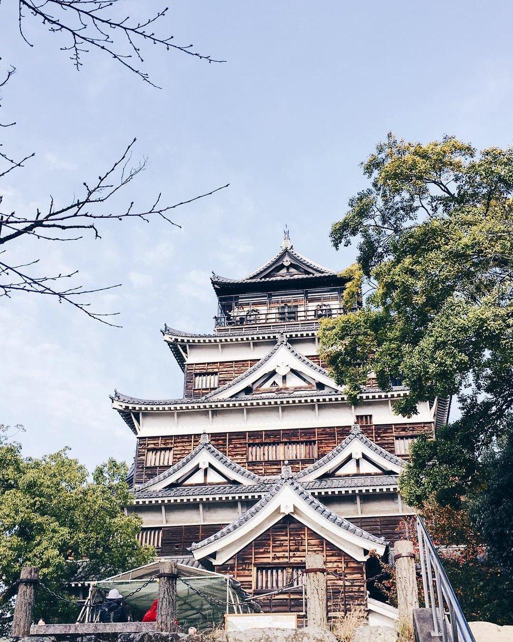 48 hours in hiroshima -