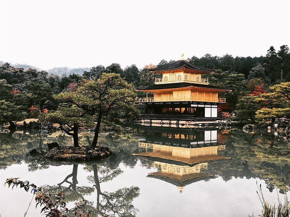 Kyoto's Kinkaku-ji & Ginkaku-ji -