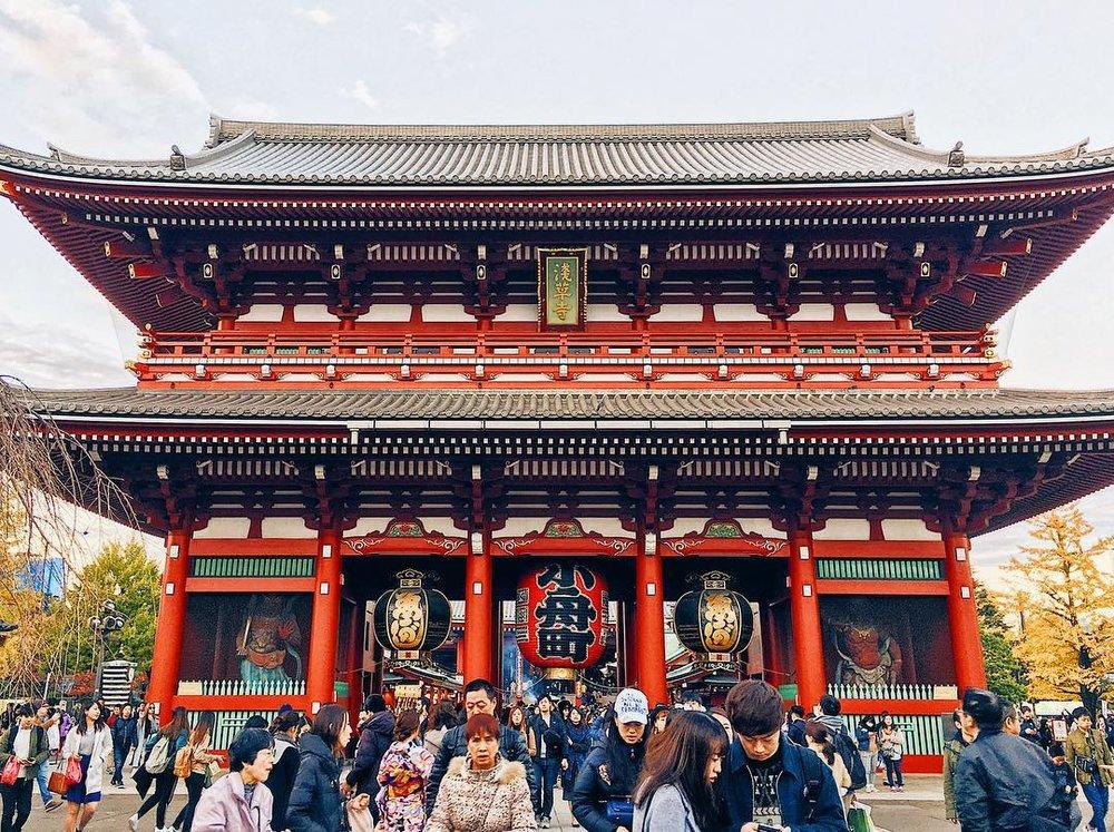 Senso-ji: Tokyo's Thousand Year Old Buddhist Temple -