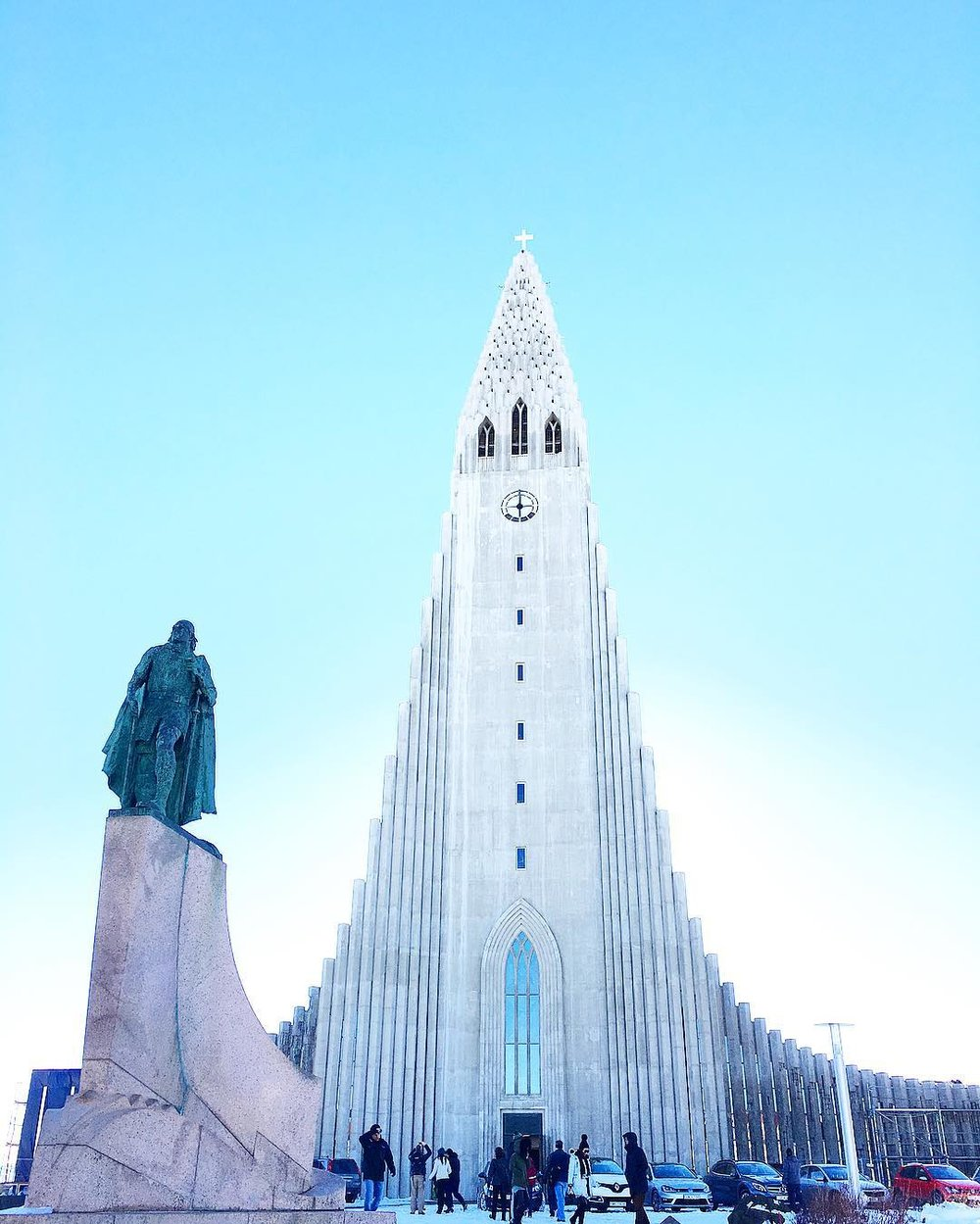Roaming Around Reykjavik -