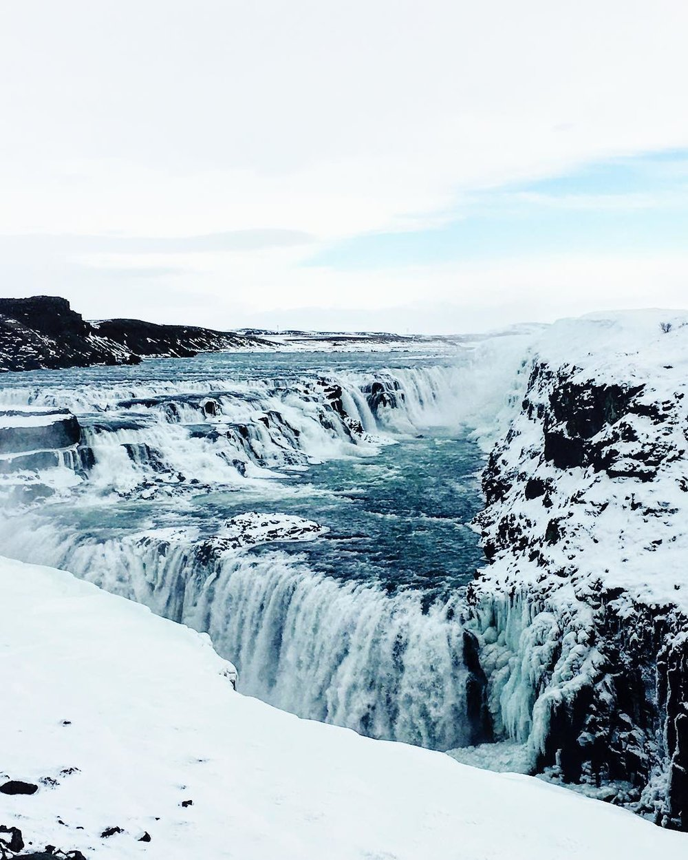Three Most Popular Waterfalls in Iceland -