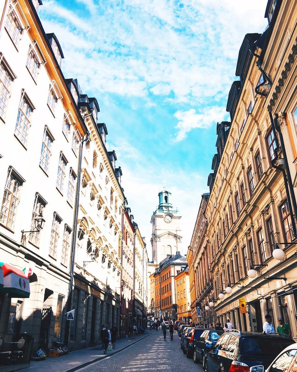 A Day in Stockholm's Old Town: Gamla Stan -