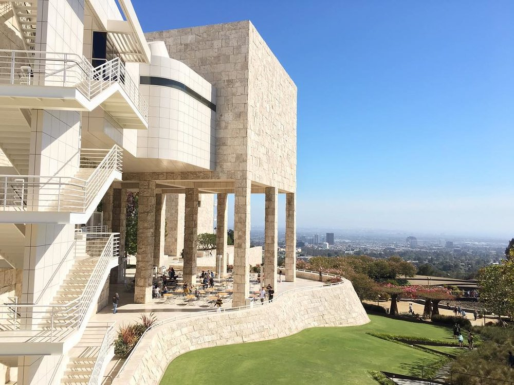The Getty Museum -