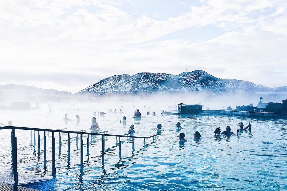 The Blue Lagoon -