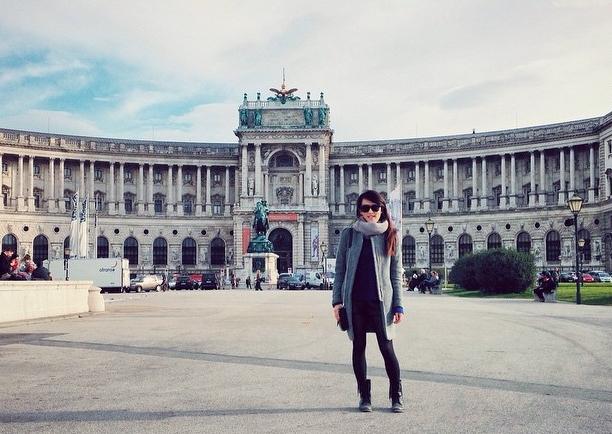 Hofburg palace -