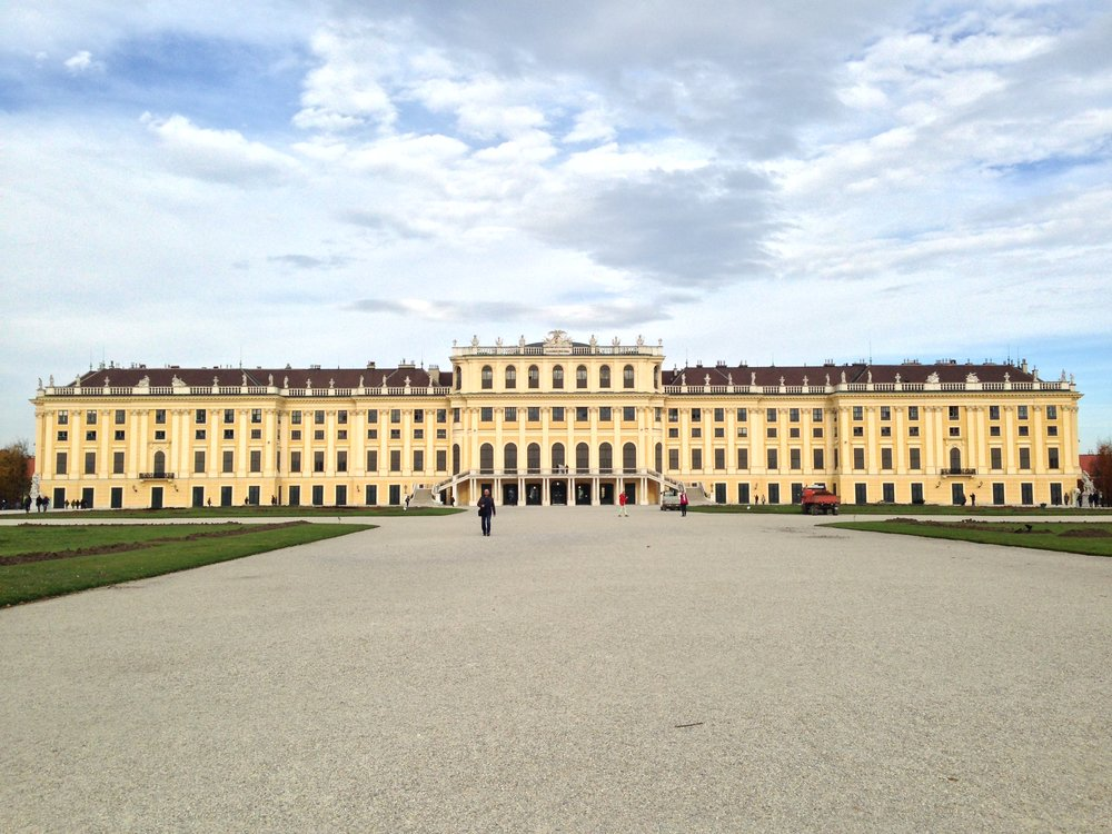 schonbrunn palace -