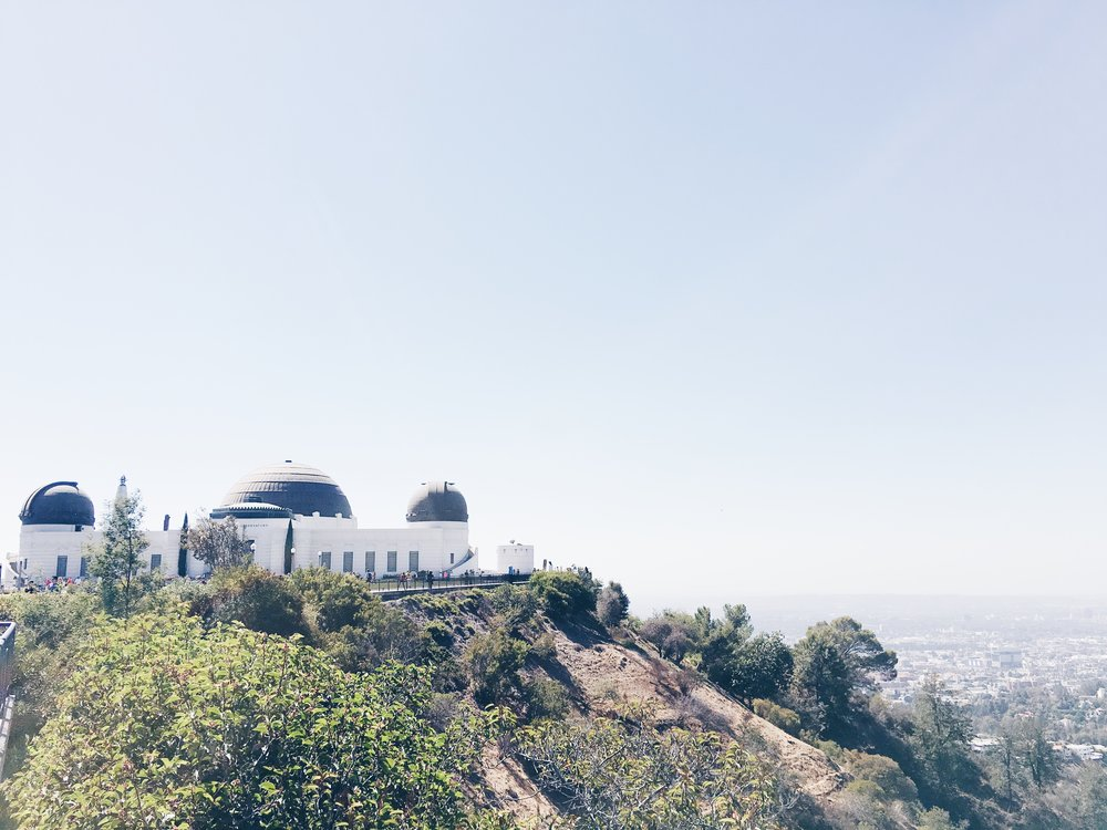 Griffith Observatory -