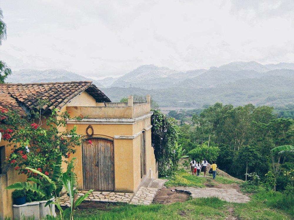 Poverty in La Pintada -