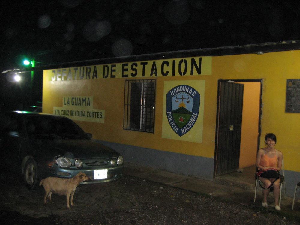 La Guama Police Station -