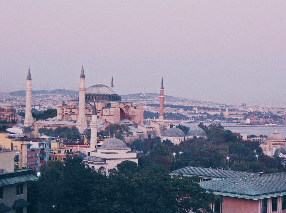 The Blue Mosque -