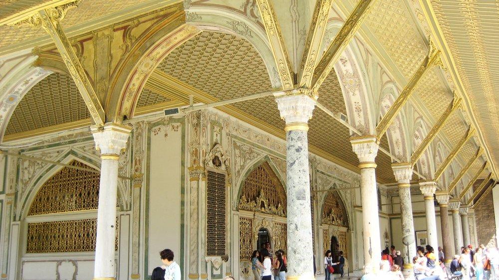 Topkapi Palace -