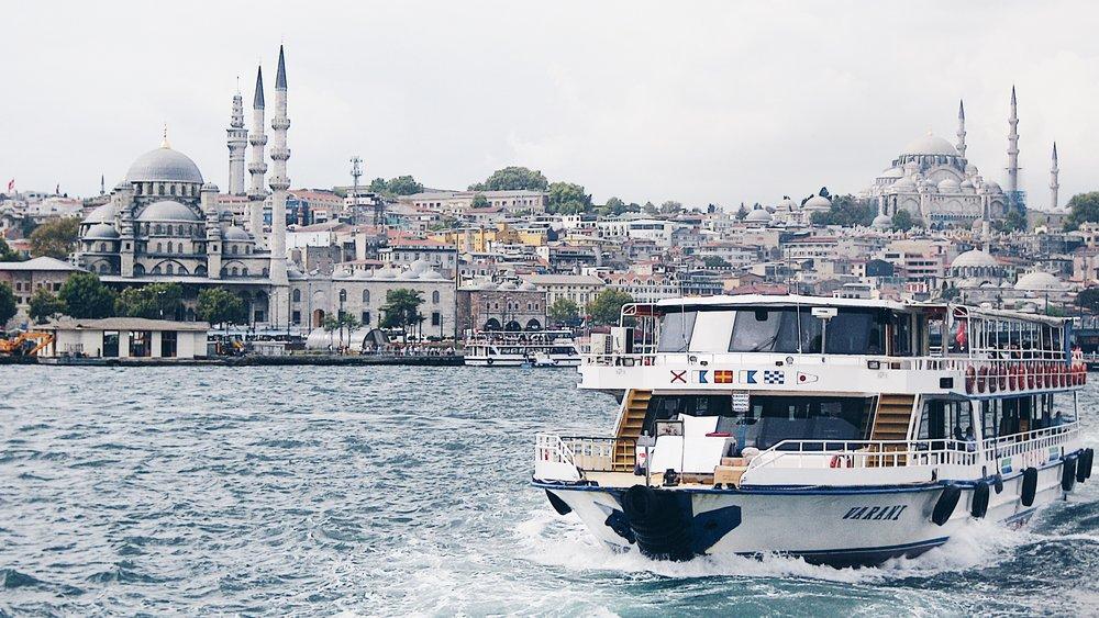 Bosporus Cruise -