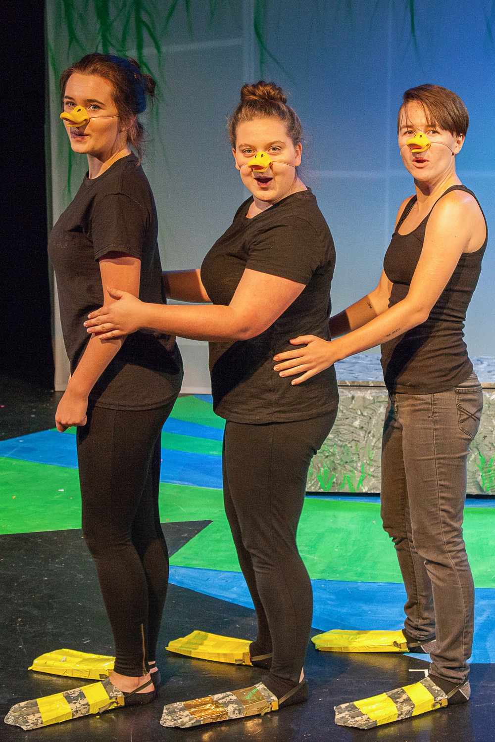 Directed by Janine Albes  Featuring Maddy Walsh, Jillian Schmidt, and Abigail Bliss