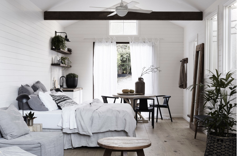 The Bower - With a minimalist design aesthetic and nestled only moments from the beach and shops, The Bower is the ultimate getaway.https://www.thebowerbyronbay.com.au/