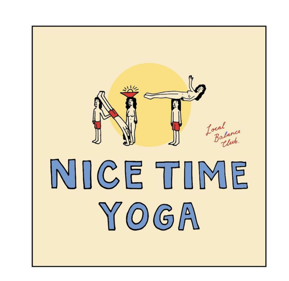 Yoga - Yoga for the people! Cheap and cheerful, and running three morning classes a week. Check their Instagram for class details as they change from time to time.