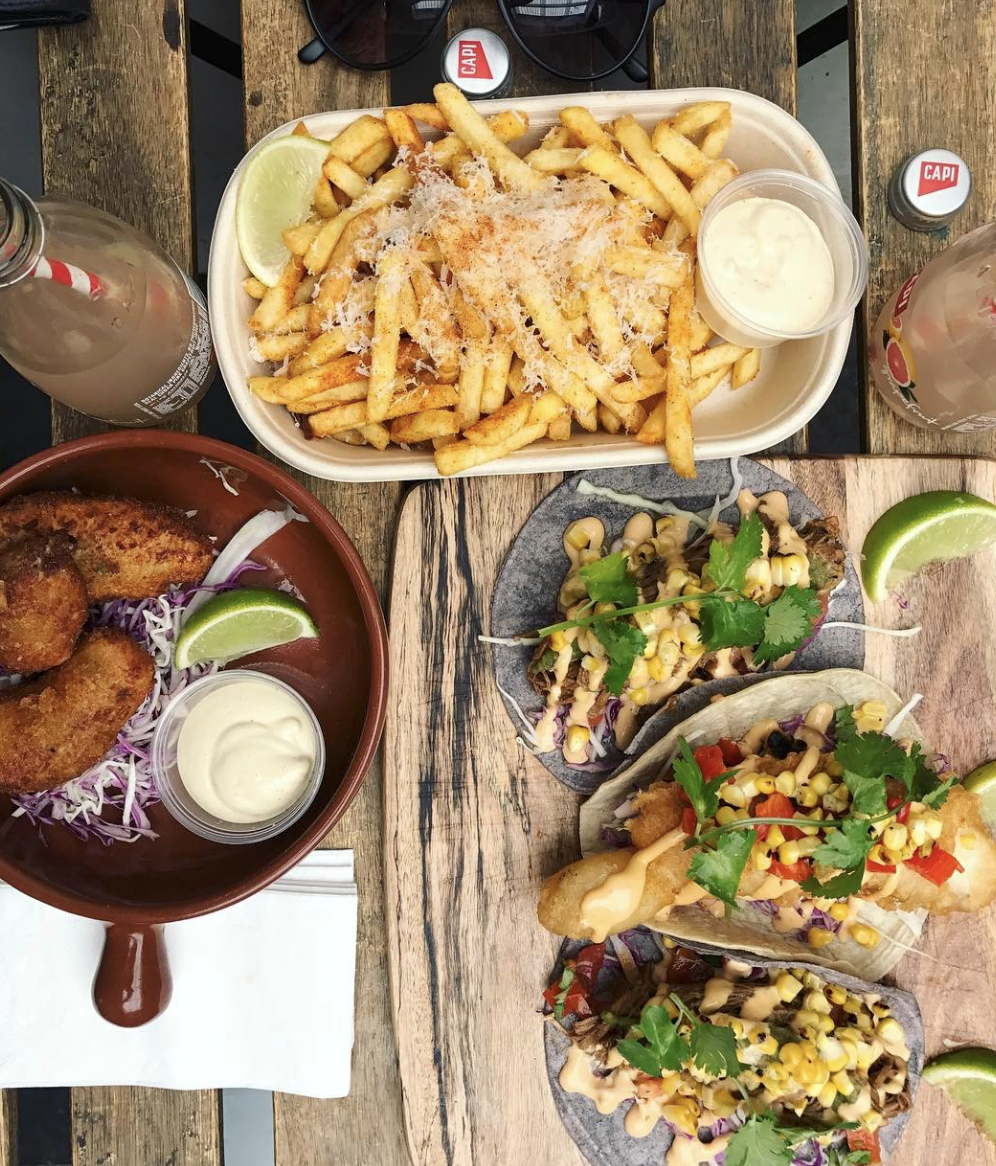 Miss Margarita & Chihuahua - Cheap, quick and cheerful. Hidden amongst Byron's laneways you'll find these two 'hole in the wall' restaurants with fresh Mexican staples that won't break the bank. Better for a quick takeaway post beach than a sit down meal location.