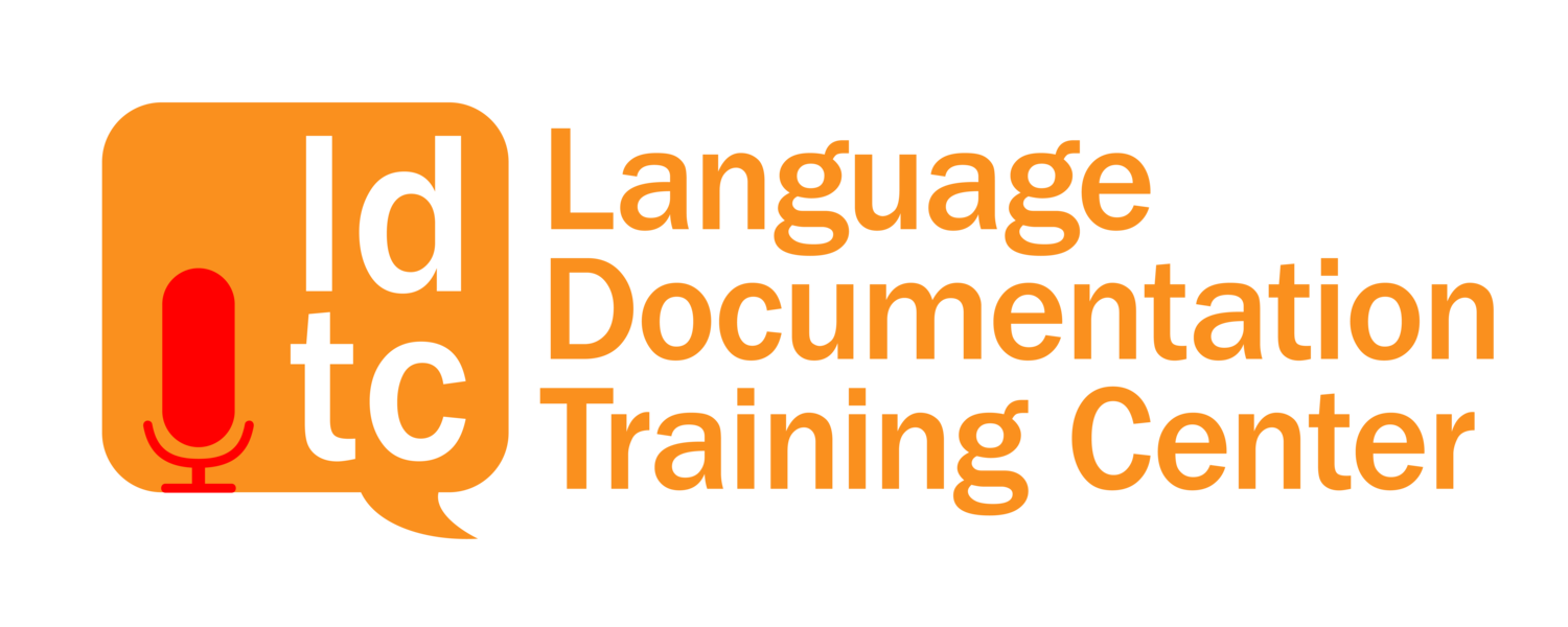 The Language Documentation Training Center
