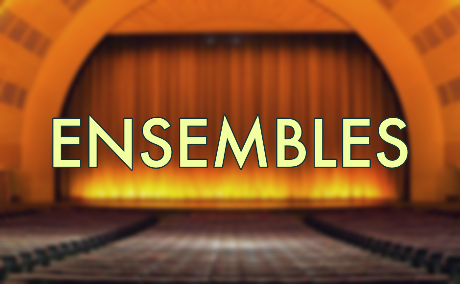 Ensembles Button