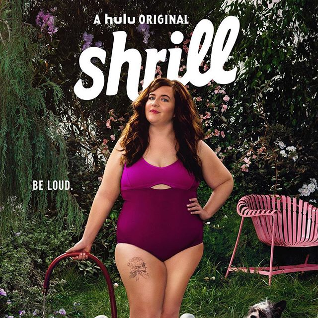 Long time fan of Aidy and this show is a great snack. Short, fun and really muddy. The messages about valuing yourself, especially with the stigma of size are real and meaningful without being too clean or preachy. Definitely worth spending some time with. #Hulu #shrill