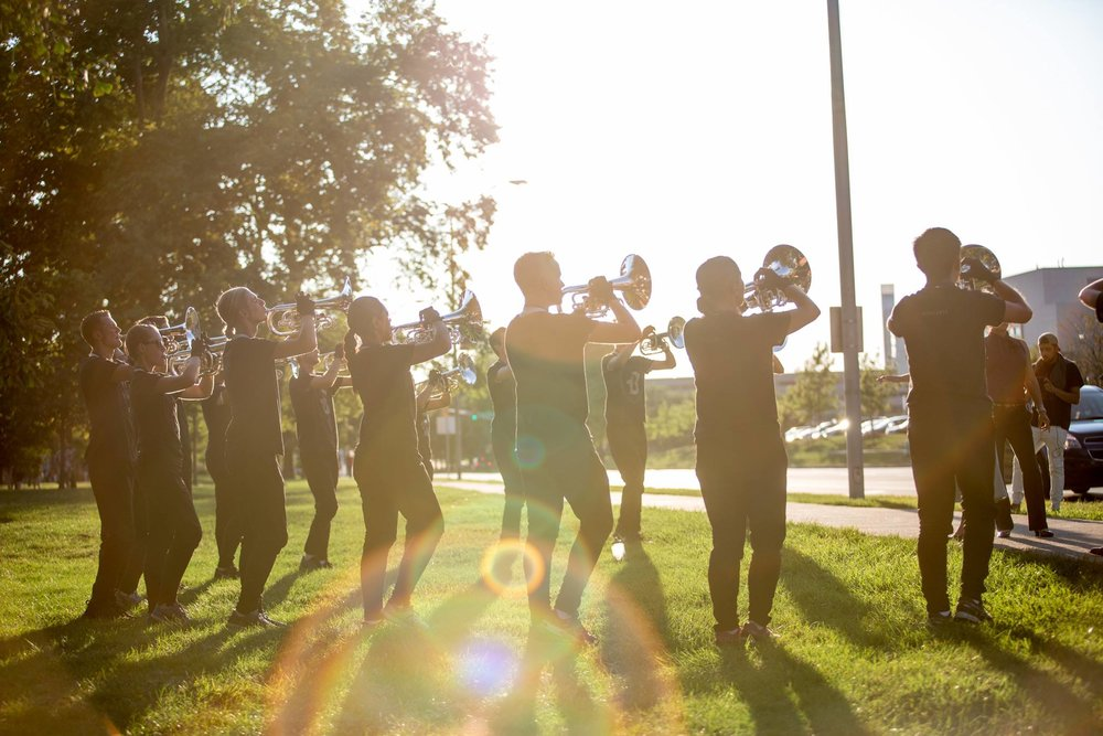 Individual Donors - Each year hundreds of individuals and families make one-time gifts to Bluecoats that directly support our mission and our programming.