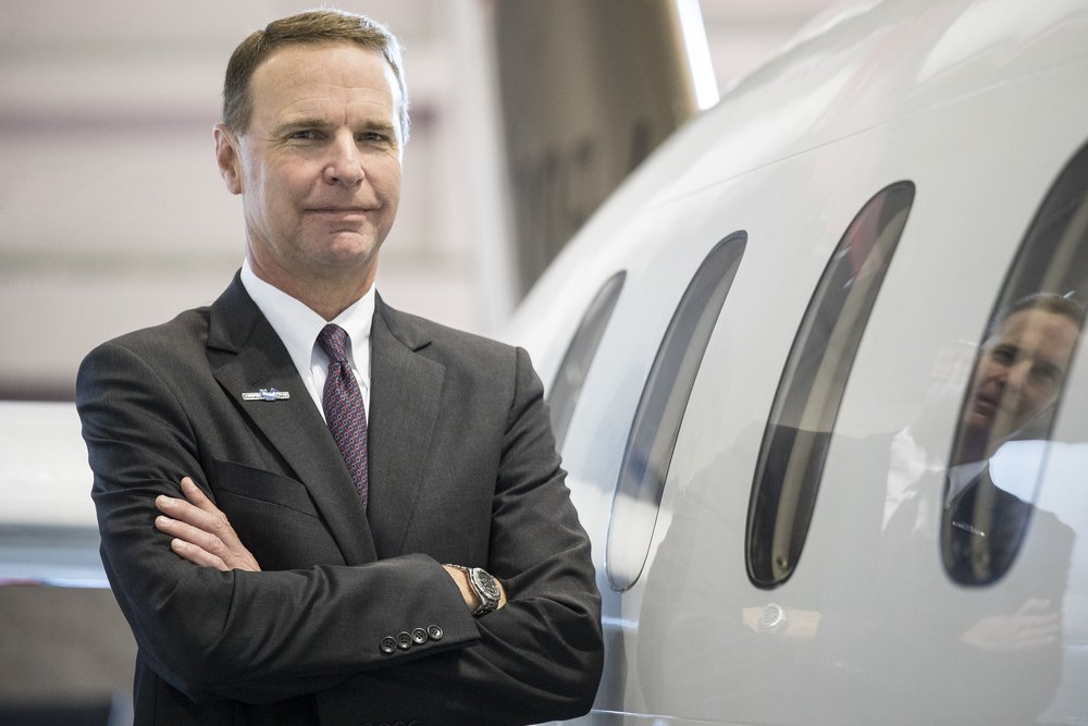 Ed Bolen - President and CEO of NBAA