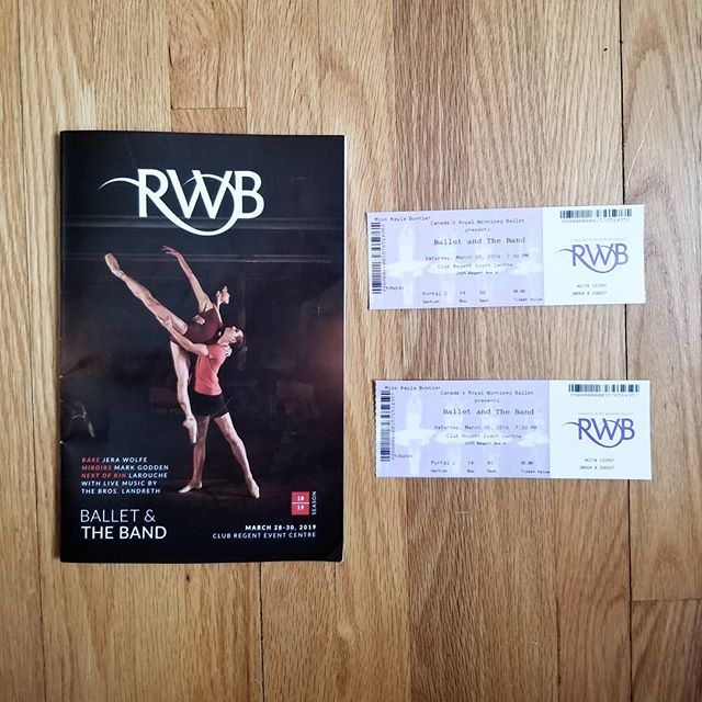 "The reality is: when you go to shows, there tends to be a lot of ""waste"" with program guides, tickets, plastic cups, parking slips, but this gives you a chance to evaluate what is important to you when it comes to living simplier!  For us, ballet has been a huge part of our childhood and we have kept pretty much every ticket slip from a show.  Sure, we could have opted for the paperless ticket, but this is a sentiment that we don't necessarily want to give up.  This isn't to say you should keep everything you receive at shows or other places, but it's to remind you that if you plan on just chucking your program guide after the show, opt to share, choose to reuse your plastic cup and pay for parking using an app instead.  Knowing where your waste is coming from and acknowledging it is the first step to creating more green change. . . . #createsimple #minimalis #reduce #reuse #greenliving #ecofriendly #ecoshows #plasticwaste #paperwaste #celebratethearts #ballet"
