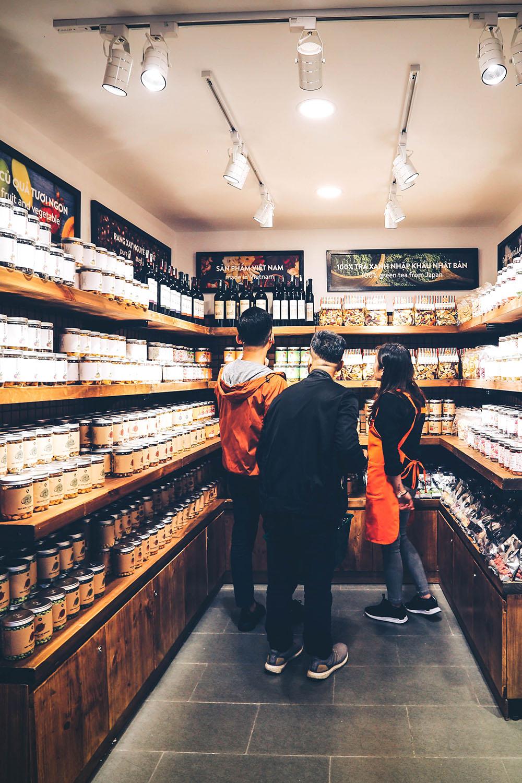 Store Intro - Content 03 - langfarm, dac san da lat, store, truong cong dinh