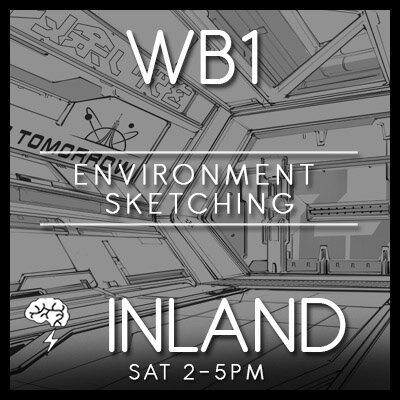 WB1 - Environment Sketching - Inland