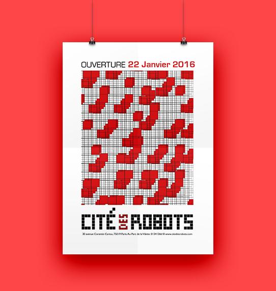 Cité des Robots - affiche