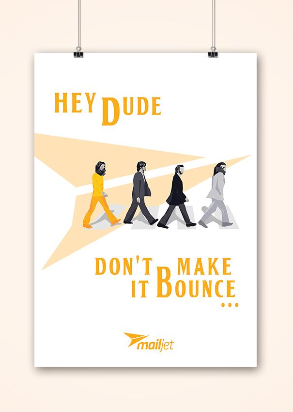 Mailjet - Poster