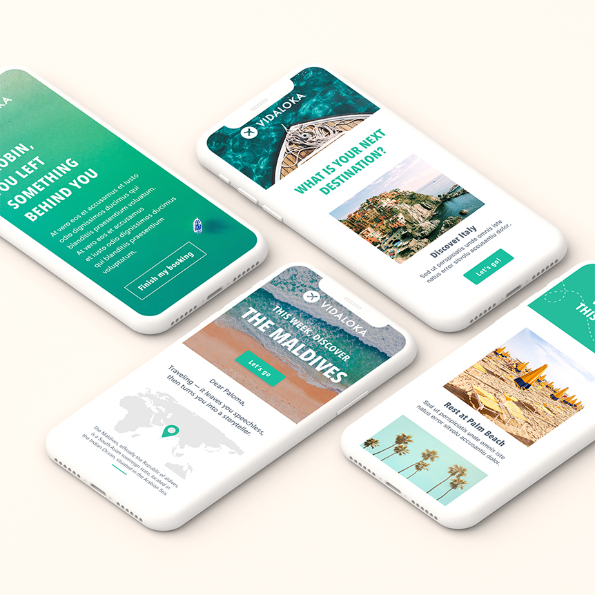 Mailjet - Email Template