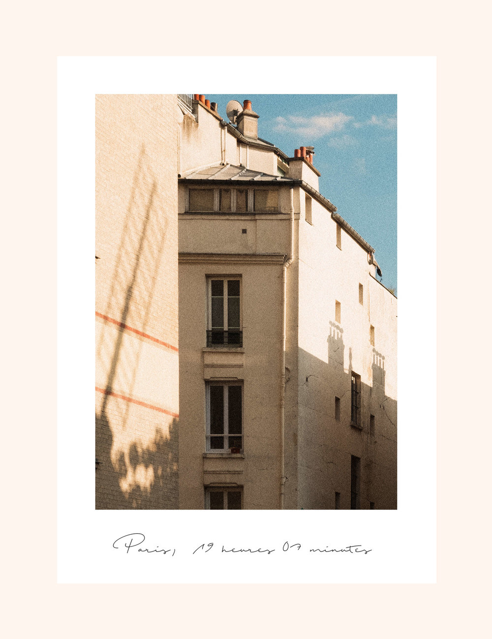 Paris, with love - 01