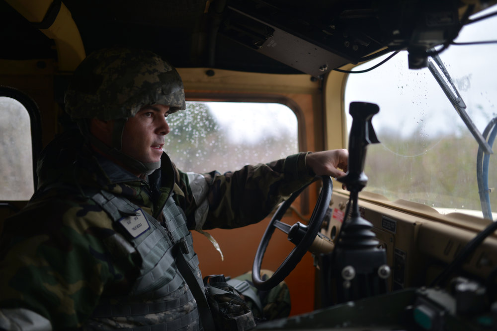 Military Drivers - TRansition to Field Services Roles
