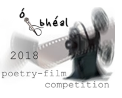 6th Ó Bhéal Poetry-Film Competition - October 14th