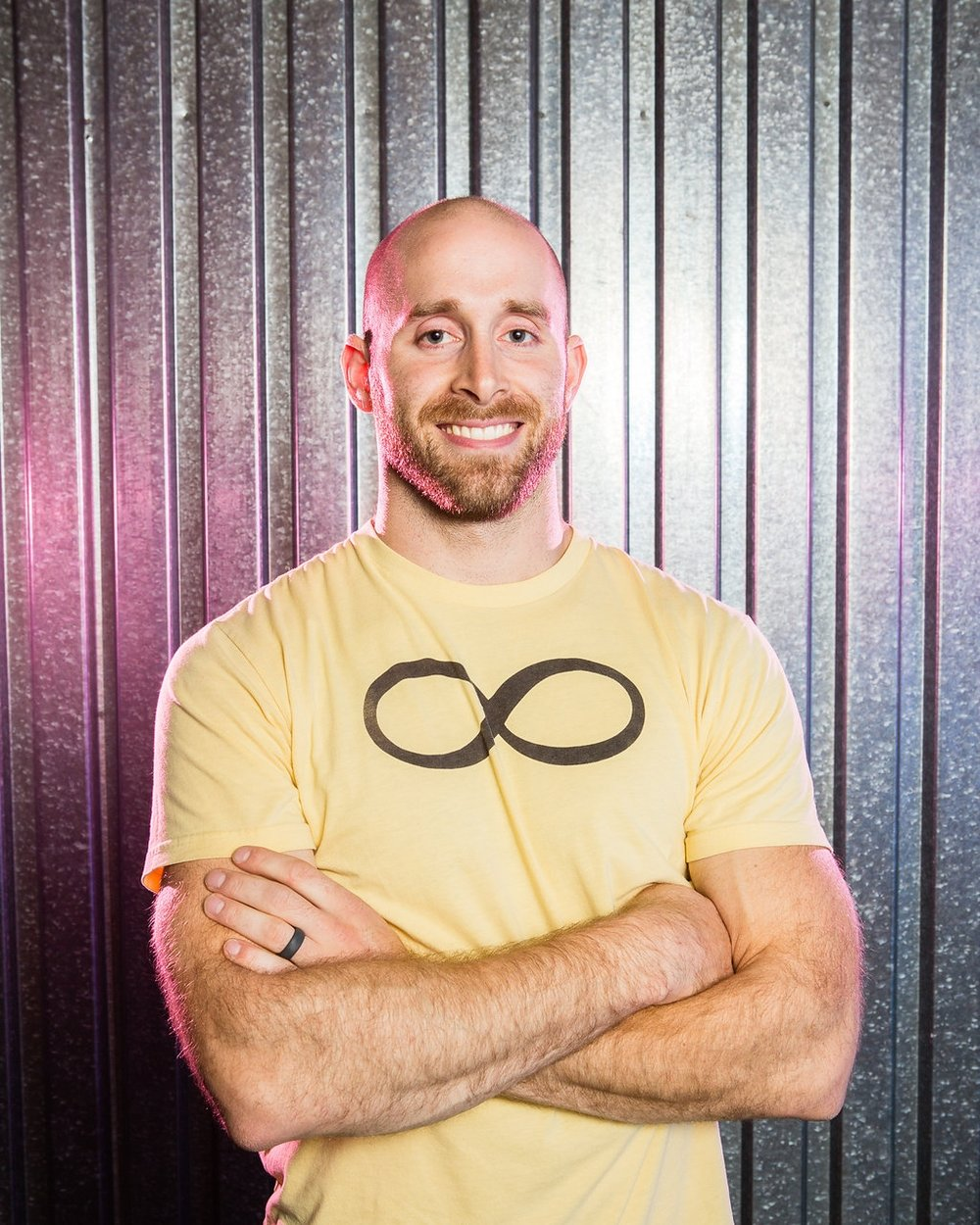 """Chad Southwick - """"I Love CrossFit""""OwnerCrossFit L-2 TrainerViTaFIT Trainer- CrossFit Gymnastics- CrossFit Mobility Course- Olympic Weightlifting"""