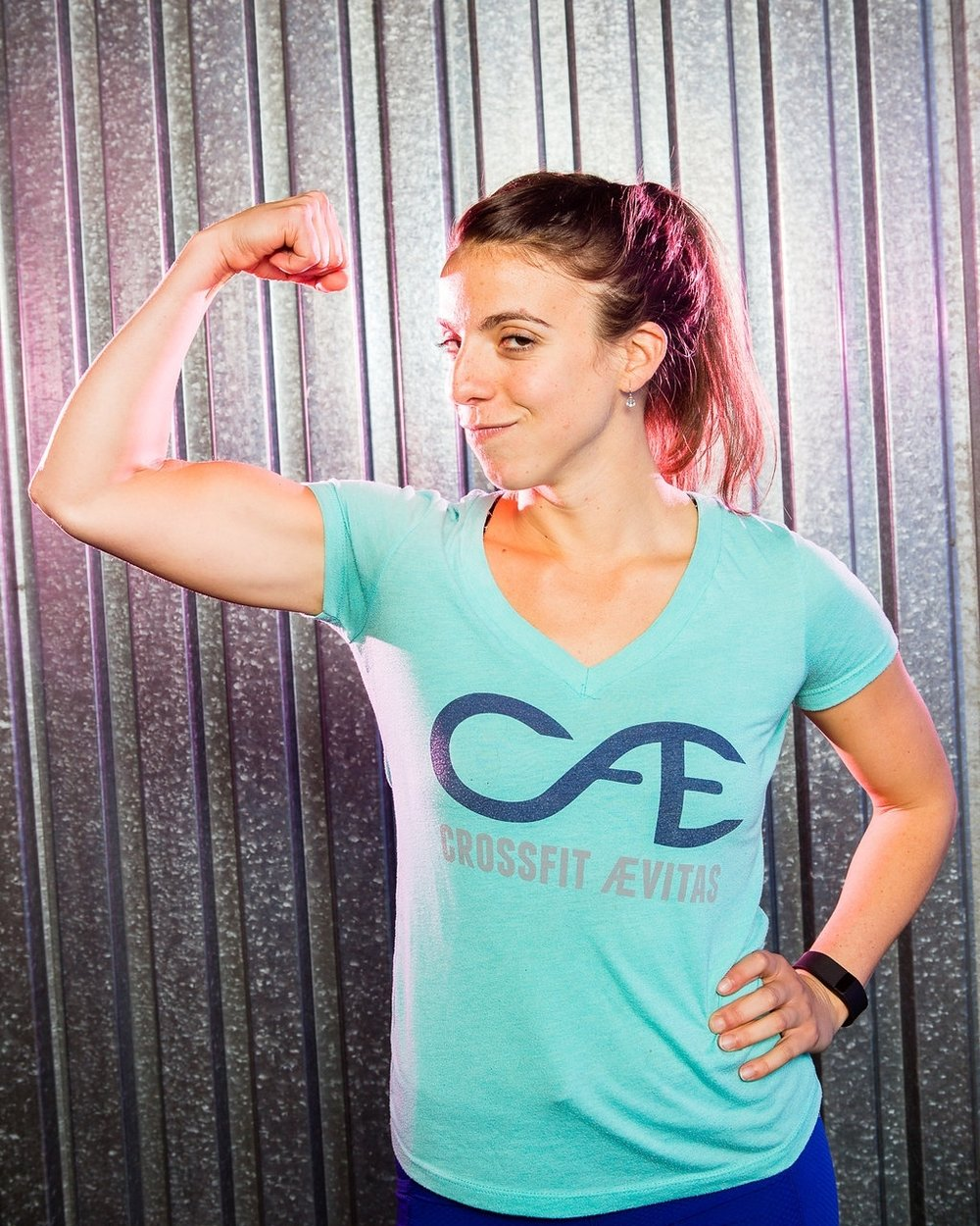 """Laura Ligos - """"I've learned that people will forget what you said, people will forget what you did, but people will never forget how you made them feel.""""― Maya AngelouCrossFit Level-2 TrainerRegistered Dietitian (RD)Board Certification as a Specialist in Sports Dietetics (CSSD)- Check out Laura's other passion (Nutrition) at The Sassy Dietitian"""