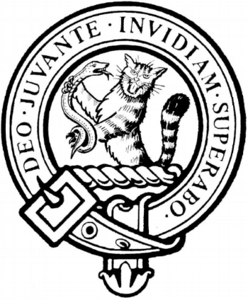 The crest badge