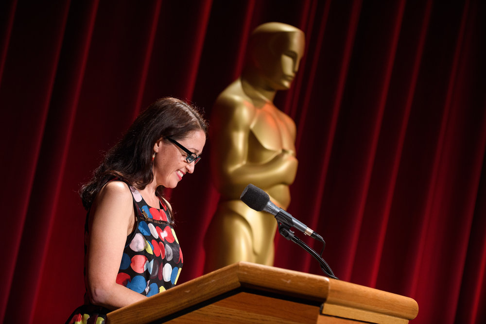 Academy Nicholl Live Read Ceremony