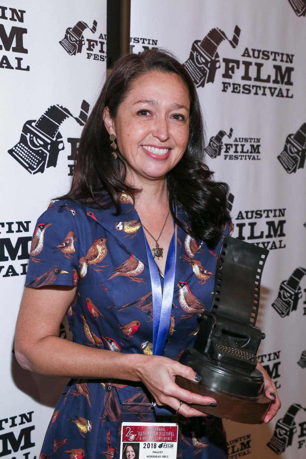 2018 Austin Film Festival Script Competition Winner