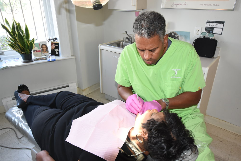Periodontal Care - – Laser Dentistry