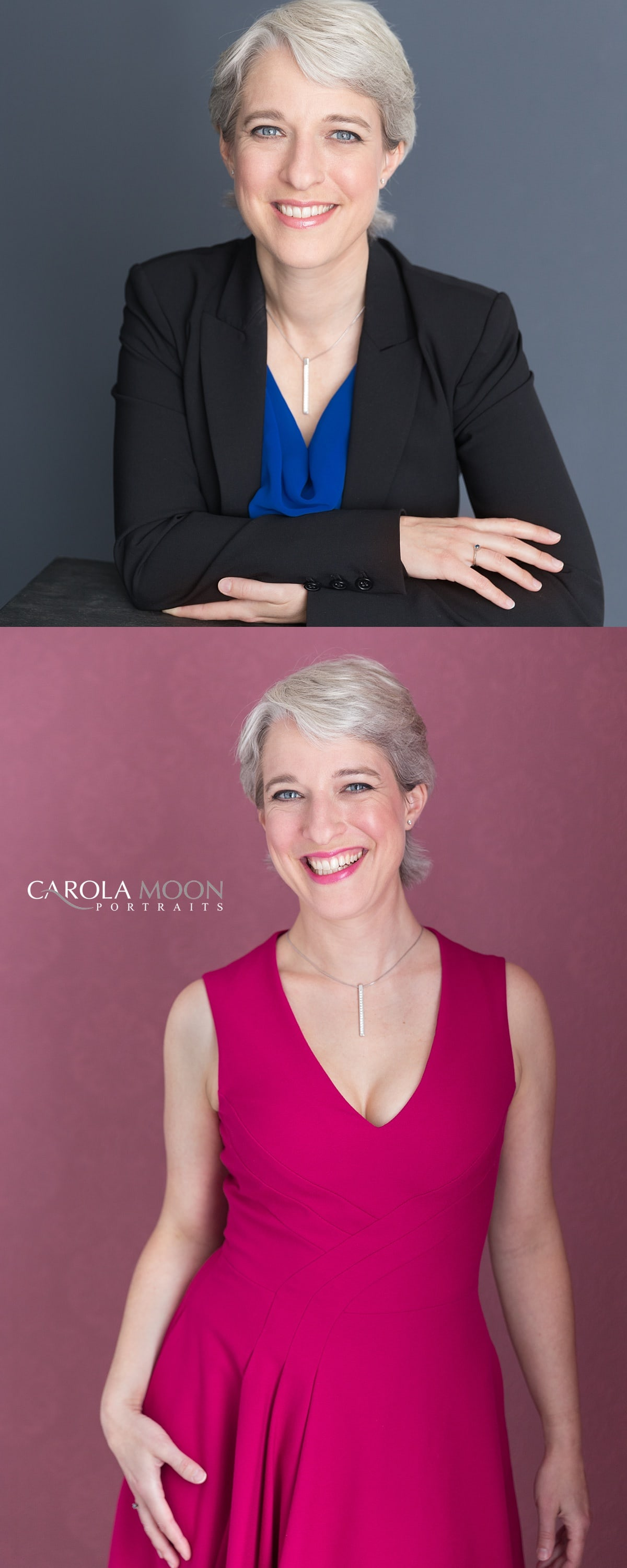 Author Portrait Speaker Networking event Carola Moon Portraits in Wallingford Oxon UK GiB