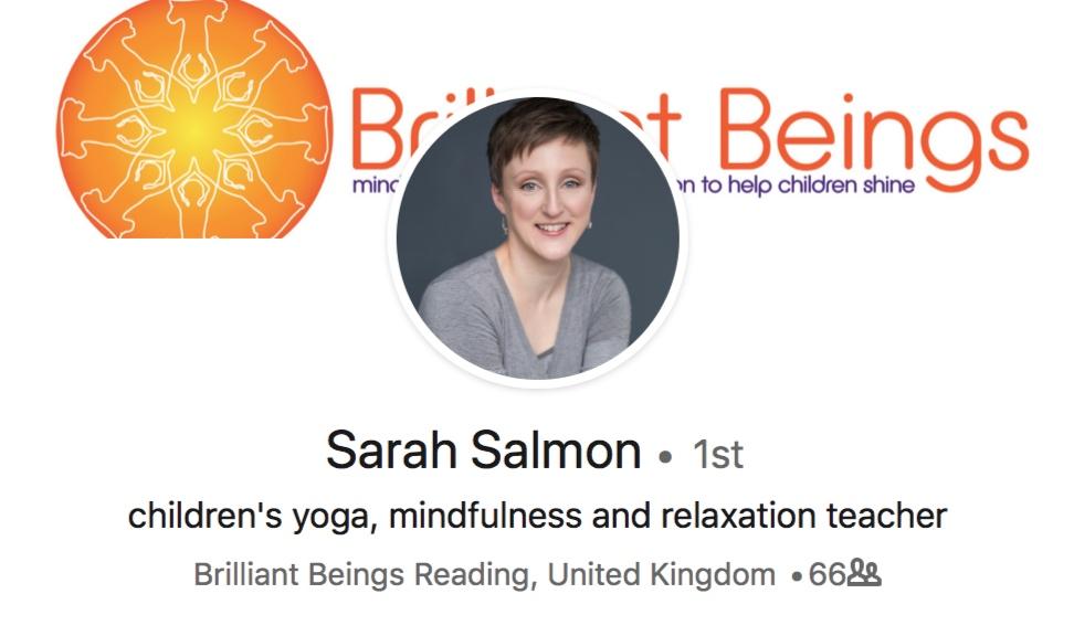 Sarah Salmon - Linkedin