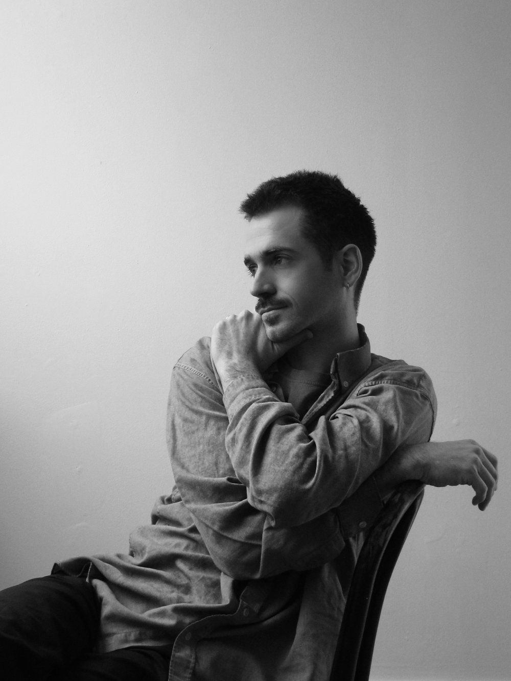 Russell Lepley - Co- Founder/Resident Choreographer