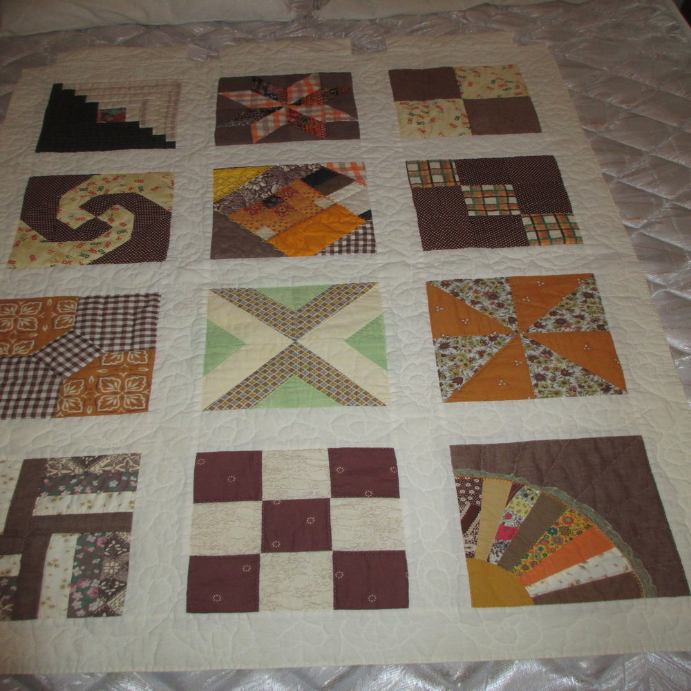 Brown Sampler