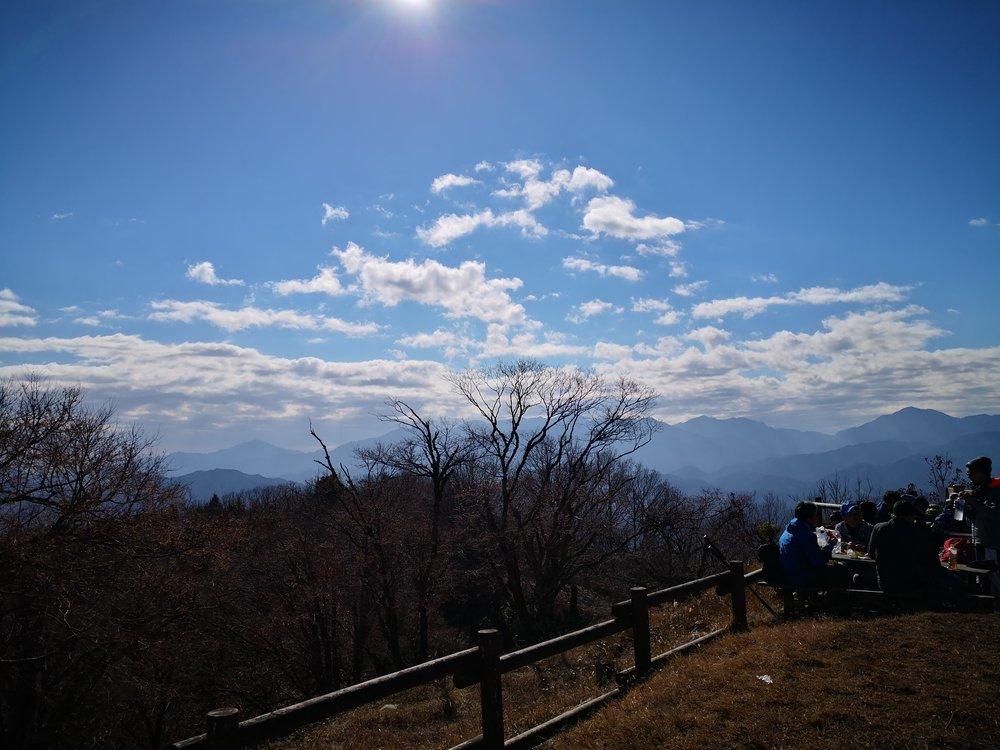 Mount Jinba 360 view!